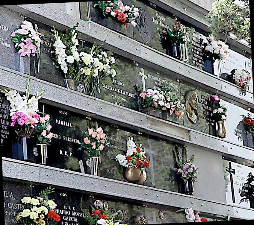 tanatorio en Onís Asturias