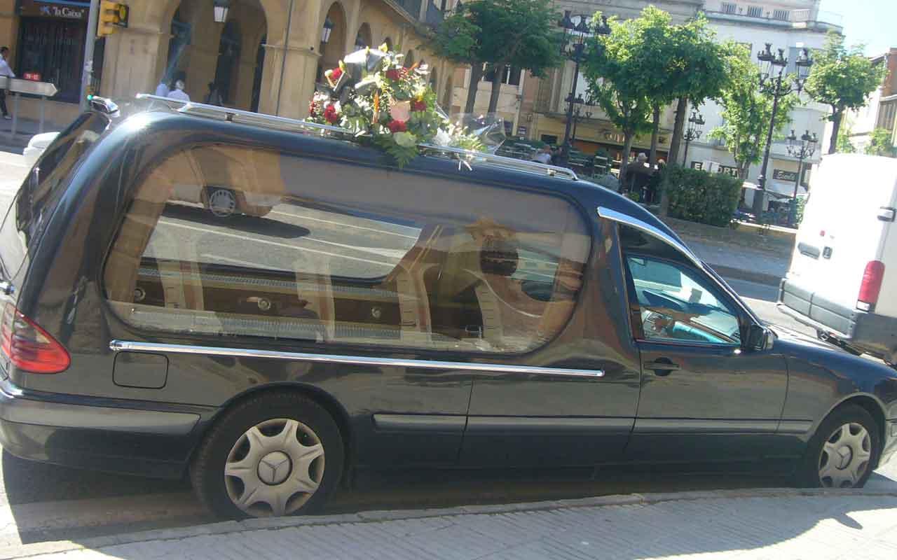funeraria en Collado de Contreras