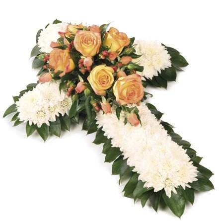 flores fúnebres en Santiago de Compostela, Brión, Boqueixón, Teo, Ames, Val do Dubre, Vedra, etc.